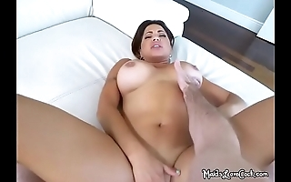 Hot Maid Julianna Vega Spreads Her Legs Wide For Boss