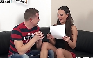Mea'_s New Friends is Opening her Tight Ass Hole at the Casting