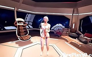 VR Sexbot Quality Assurance Simulator Trailer Game