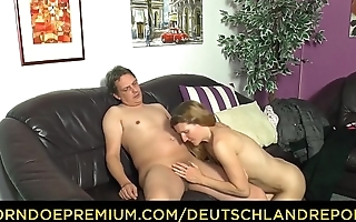 DEUTSCHLAND REPORT - 40 year old loves deep penetrations