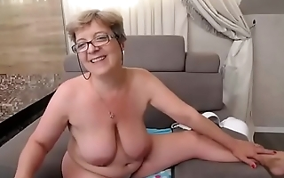 Granny caught being real slutty - FREE REGISTER www.camgirlx.tk