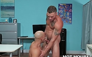 Rugged Sex 4 SEXY Hunk Doctor &amp_ HOT Muscle Latino Patient