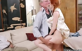 Old man teach young and mom hardcore fuck first time Online Hook-up