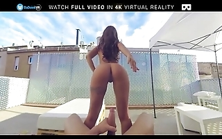 BaDoink VR Outdoor Sex With Squirting Latina Susy Gala VR Porn