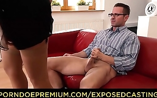 EXPOSED CASTING - Reality porn audition with talented Czech hottie Nikky Dream