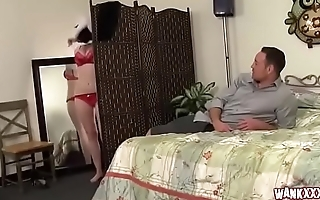 Stepmom and stepson sharing a room - enjoy full at cummenow.com