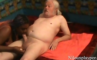 Riding A Pussy Sucker : Nilou Achtland and Benny