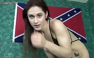 Racist Daughter Loves Black Dick