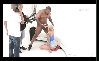 Leigh Raven Hardcore interracial fuck scene