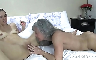 Milf Seduces Young Woman TRAILER