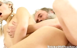 TrickyOldTeacher - Gabby - Watch Part 2 at FreePornSiteRips.com